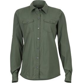 Marmot W's Annika LS Shirt Crocodile